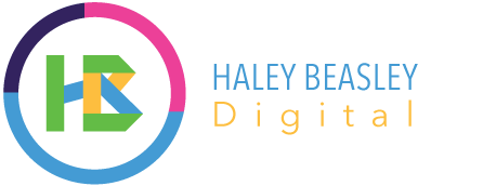 Haley Beasley Digital Logo